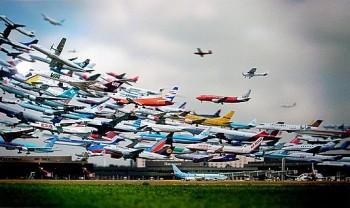 Aeroporto de Congonhas – o centro do Brasil