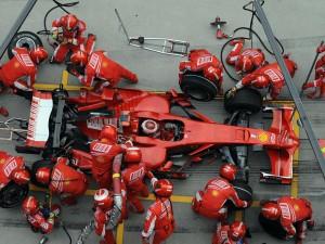 desafios logísticos da F1