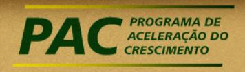 PAC Programa de Aceleração do Crescimento