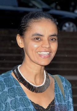 Marina Silva candidata a presidência do Brasil