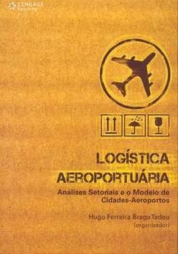livro logística aeroportuária