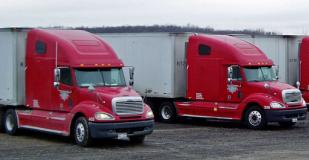 caminhões frota coordenador transportes logística