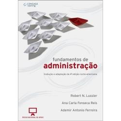 livro fundamentos de administração