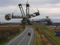 krupp bagger 288 escavadeira maior do mundo