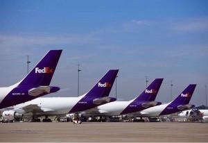 FedEx – uma gigante da logística