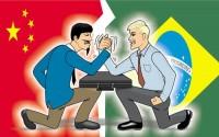 Brasil-China: dificuldades