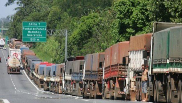 O discreto lobisomem – 30 de junho é dia do caminhoneiro