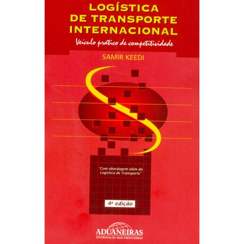 Logística de transporte internacional – foco em competitividade