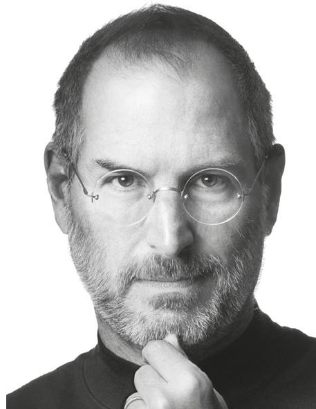 iSteve: a cabeça de Steve Jobs