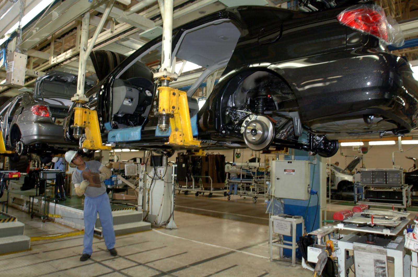 Postponement e a importação de carros