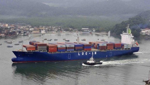 Cabotagem vira opção em transporte de longo curso no Brasil