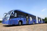 ônibus maior do mundo curitiba