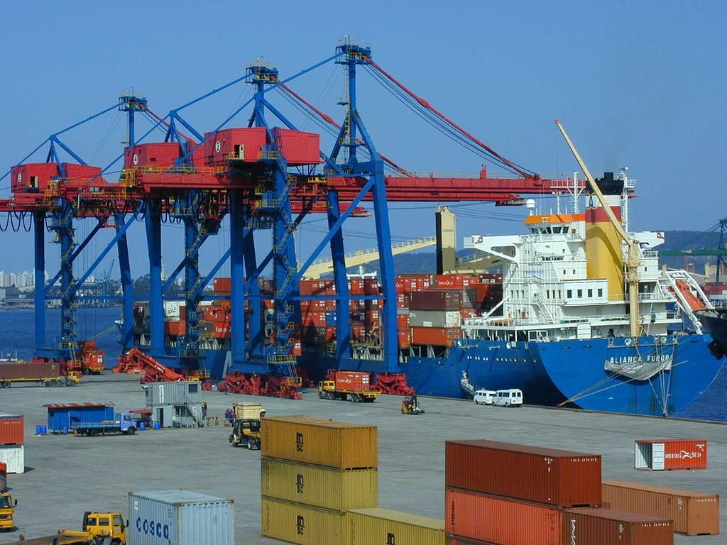 Porto de Santos: perspectivas