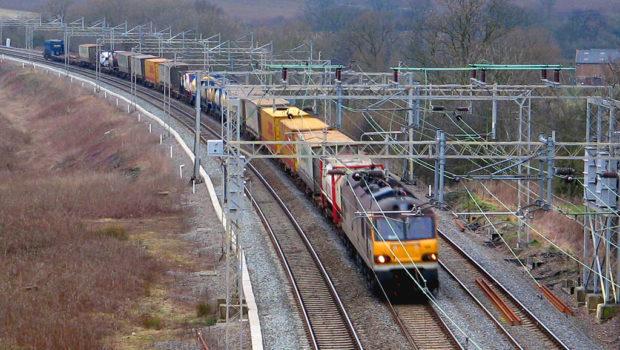 Transporte ferroviário: seguro, econômico e ecologicamente sustentável