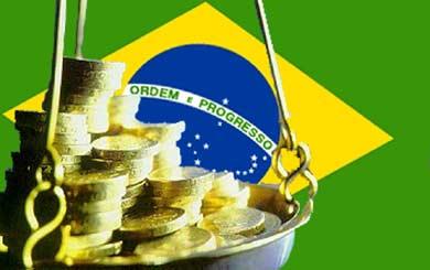 Brasil avança no ranking do PIB mundial, mas população segue pobre