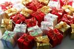 embalagens de natal