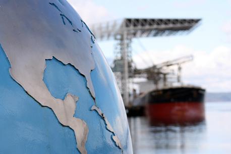 Logística e comércio exterior