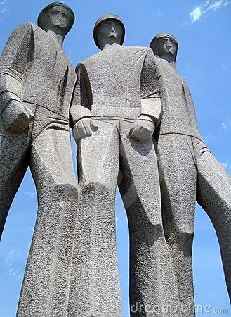 O gigante de pedra