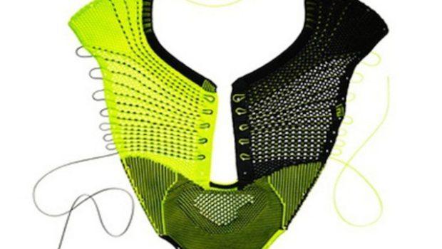A logística da costura dos tênis
