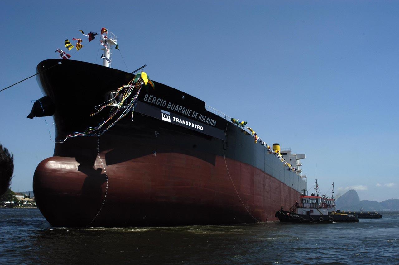 Porto de Santos – operações com granéis líquidos