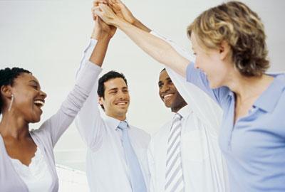 Pessoas felizes são mais produtivas