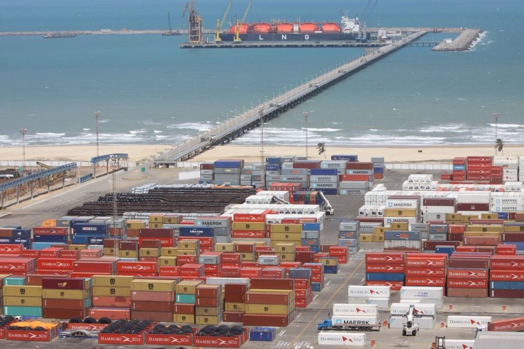 Uma gestão portuária moderna