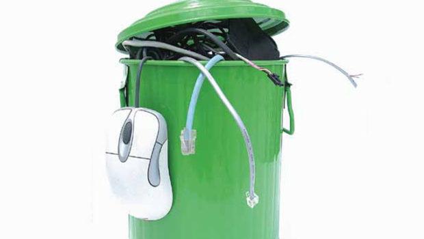 A legislação brasileira e a logística reversa de resíduos eletrônicos