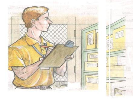 Curso: Formação básica para almoxarifes