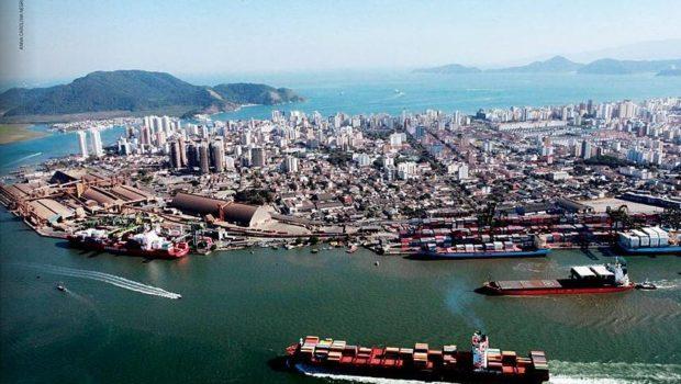 Porto de Santos: gargalos e acessos