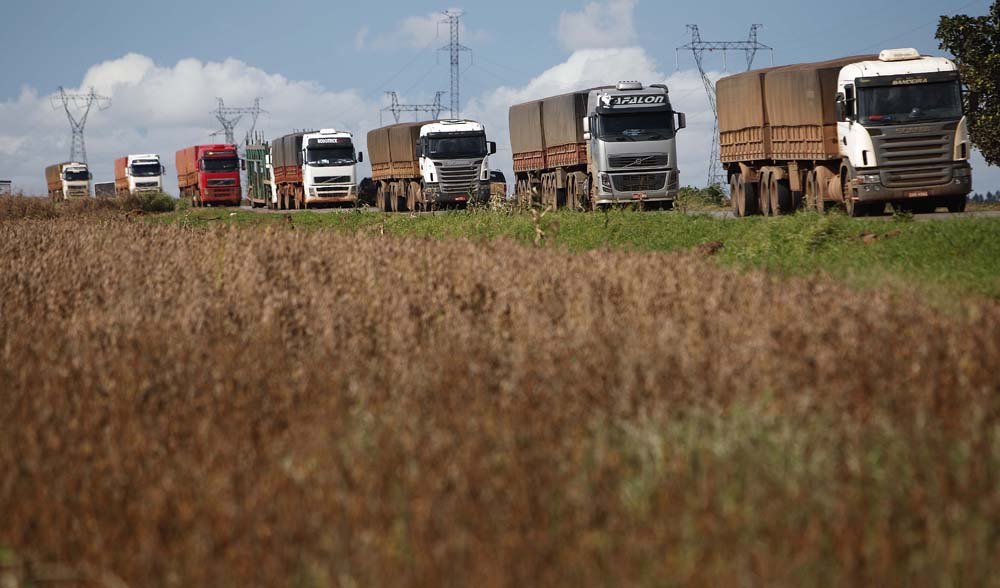 Como acabar com o caos logístico