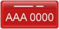 placa-branco-vermelho-aluguel