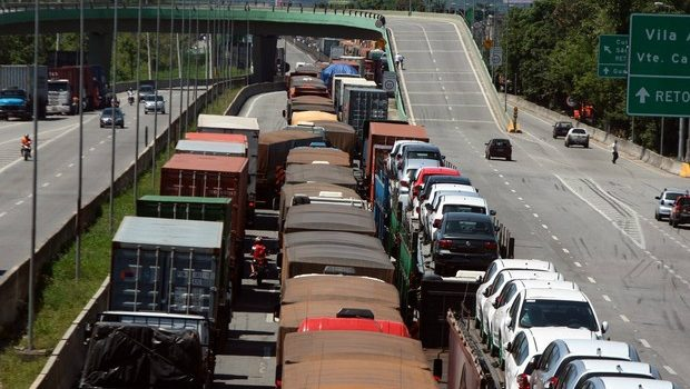 Para evitar o caos logístico