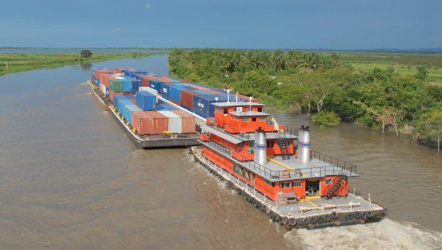 Transporte fluvial – nada há novo debaixo do sol