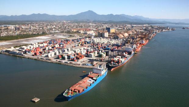 Portos: infraestrutura precária