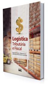 Livro sobre logística tributária e fiscal