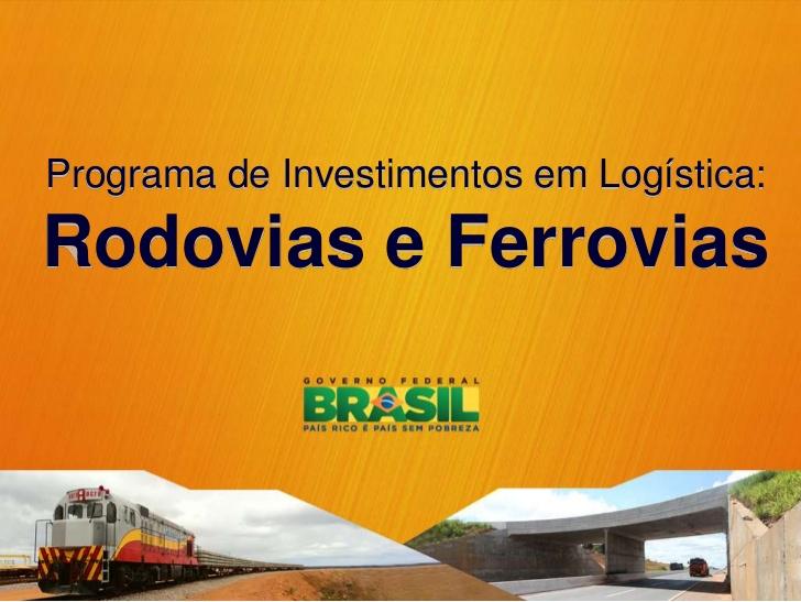 Investimentos em logística só trazem esperanças