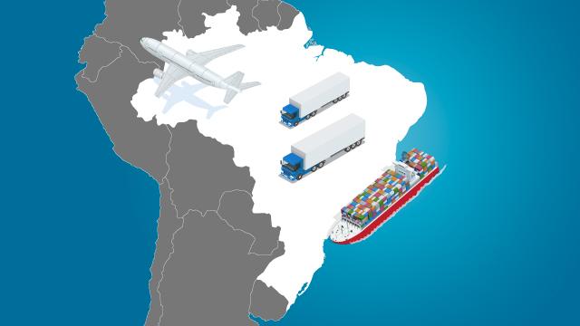Os maiores entraves da logística brasileira (parte 1/2)