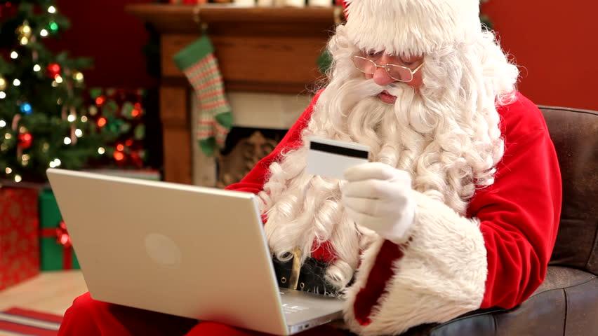 Logística do Papai Noel conectado