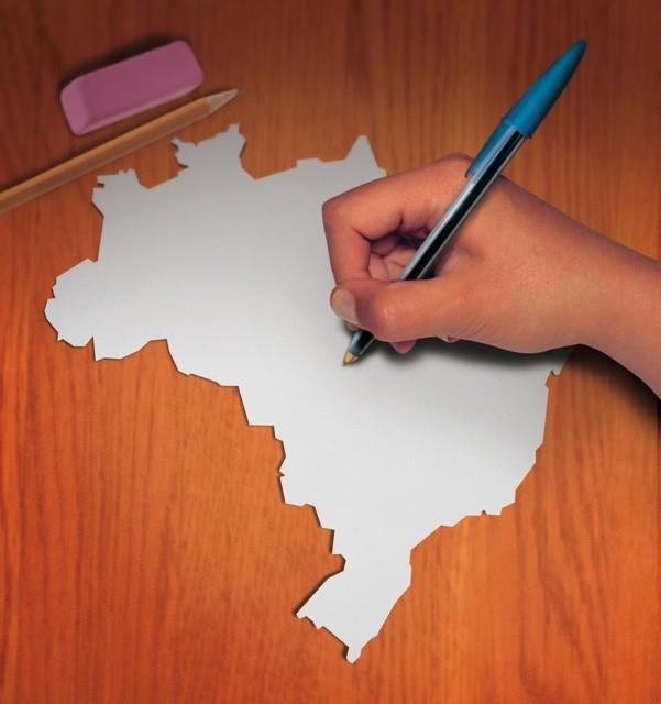 A queda na educação brasileira