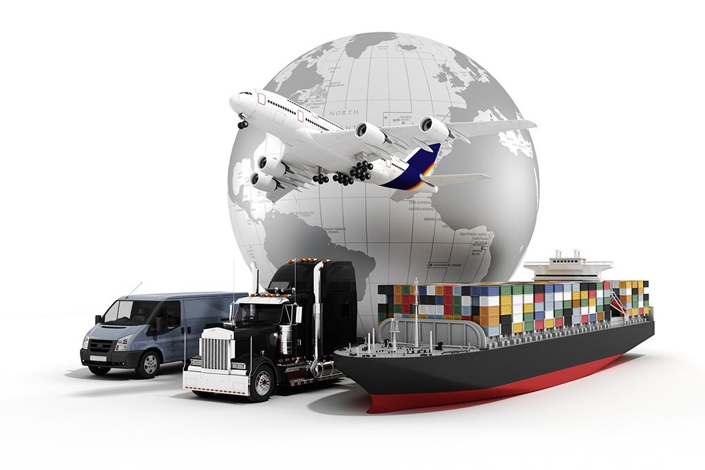 A logística e suas divisões