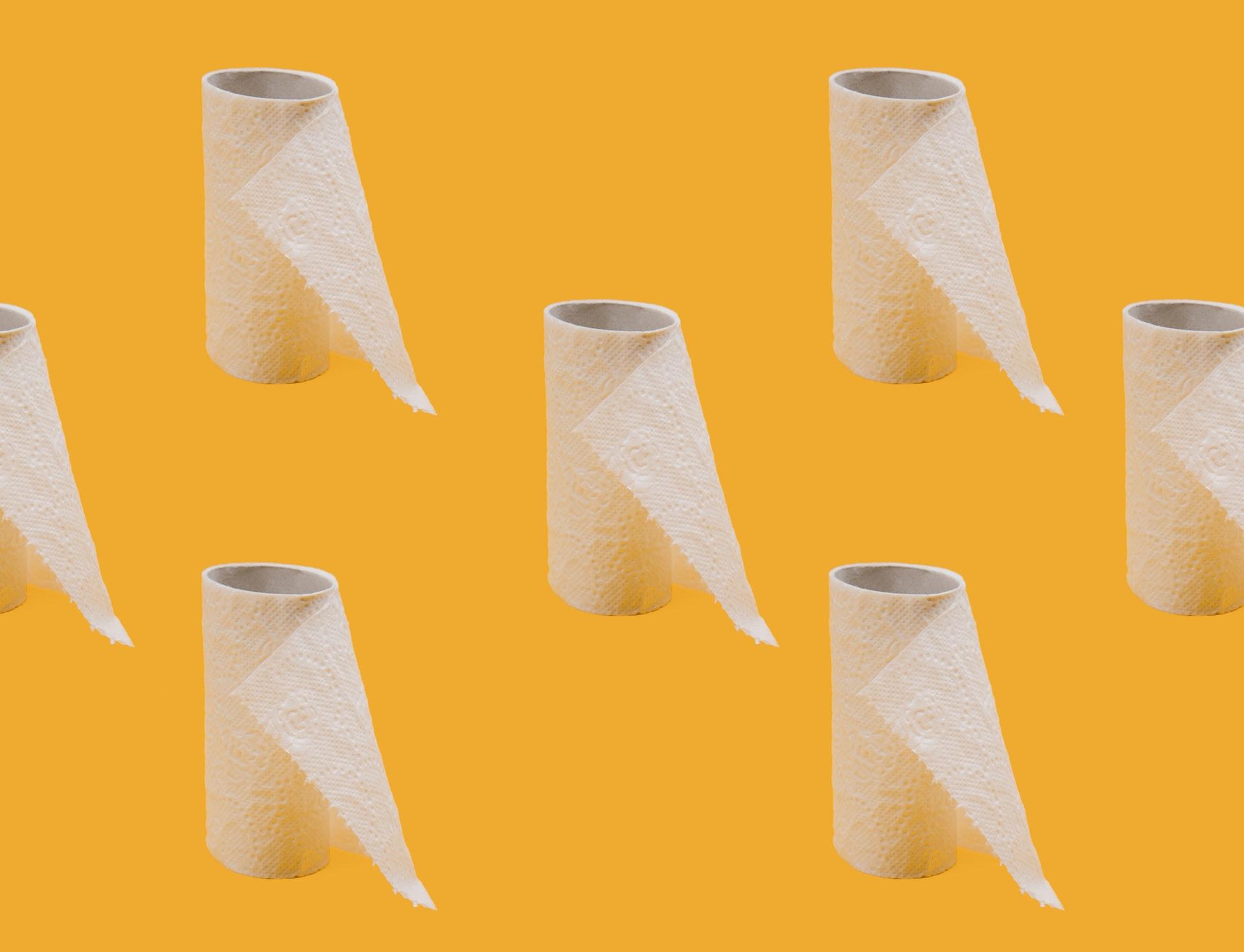 O efeito borboleta: como uma sopa ruim na China causou falta de papel higiênico